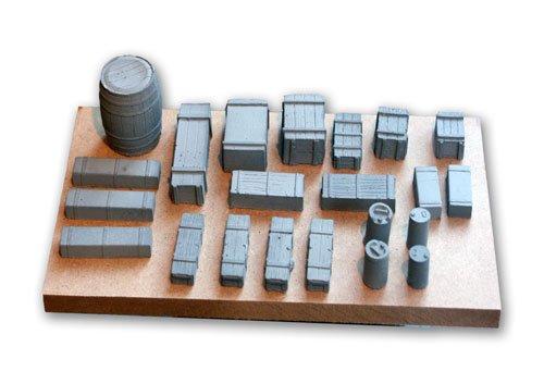 Assorted Box's (plaster)
