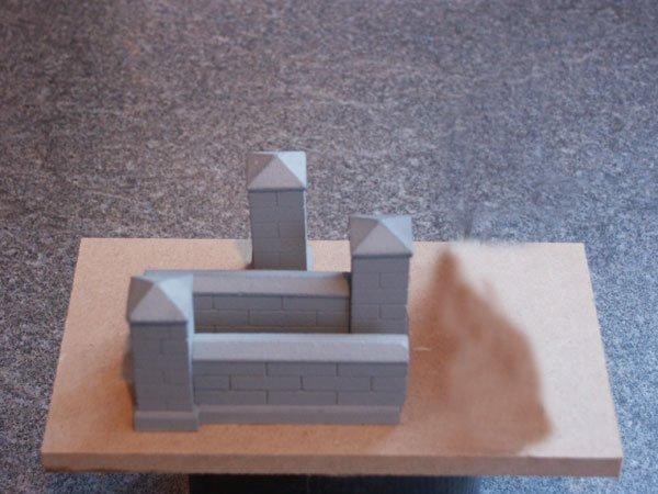 Block Boundary Wall Set