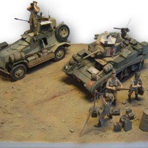 Desert Base