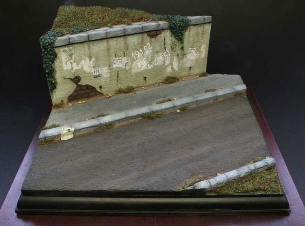The Embankment Diorama