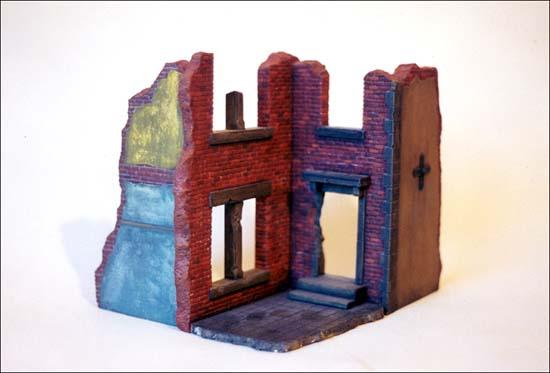 Town House Ruin