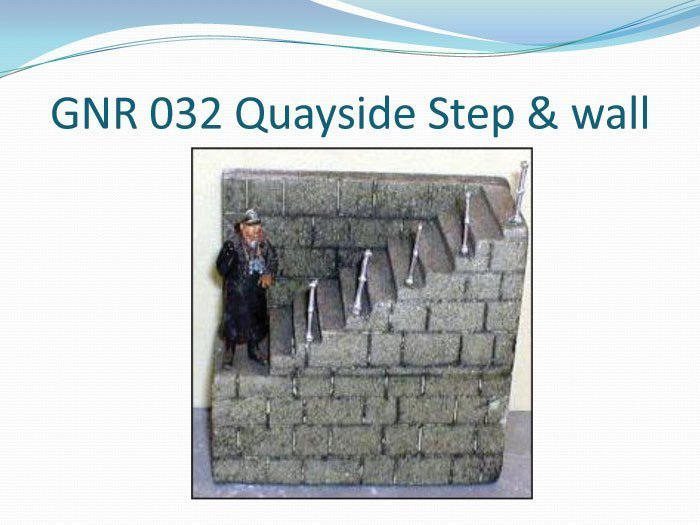 Quayside Step & Wall