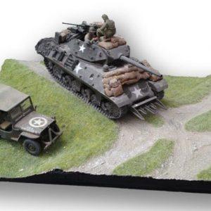 Raised Track Diorama