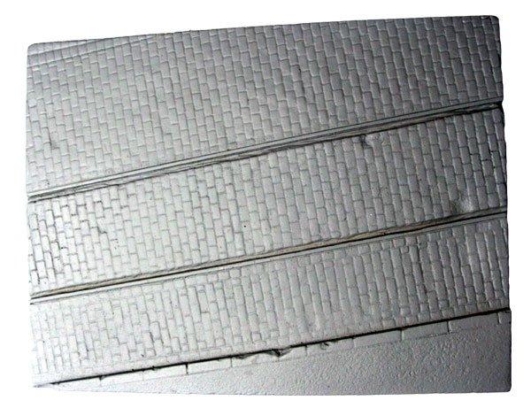 Sidewalk /Tramline 160 x 210mm