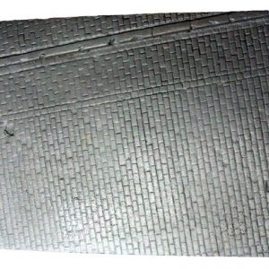 Cobble road sidewalk 160 x 210mm