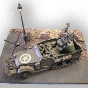 Set piece Diorama