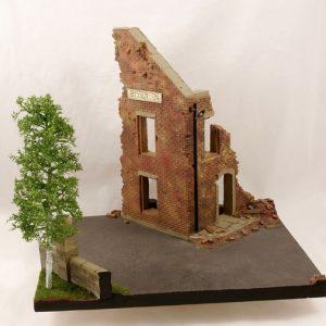 Warehouse Diorama